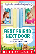Book cover: Best Friend Next Door