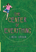 Book cover: The Center of Everything