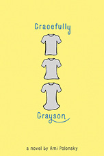 Book cover: Gracefully Grayson