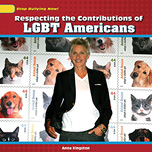 Book cover: Respecting the Contributions of LGBT Americans