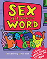 Book cover: Sex Is a Funny Word