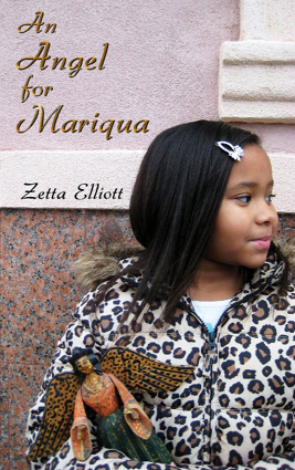 Book cover: An Angel for Mariqua
