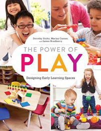 Book cover: The Power of Play by Dorothy Stoltz, Marisa Connor, and James Bradberry