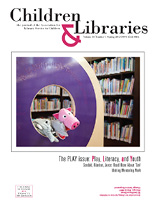 Cover: Children & Libraries, Spring 2012