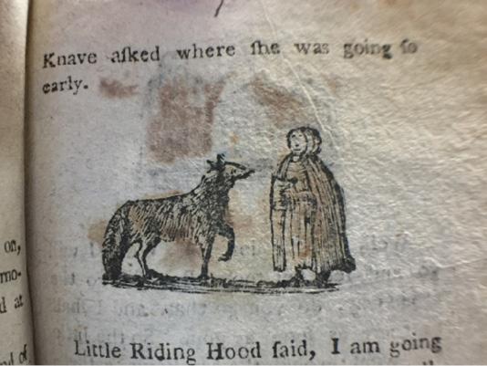 Early chapbook (1814).