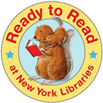 Logo: Ready to Read at New York Libraries