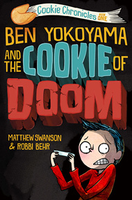Book cover: Ben Yokoyama and the Cookie of Doom