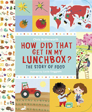 Book cover: How Did That Get In My Lunchbox?