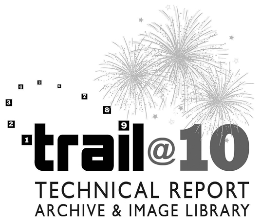 TRAIL 10-year-anniversary logo