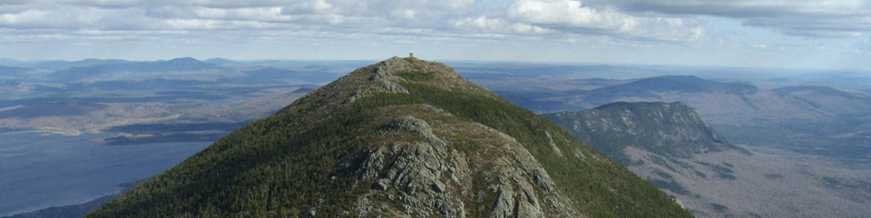 Photo 2. Appalachian National Scenic Trail, Bigelow Preserve, Maine. By Paul Mitchell, Appalachian Trail Conservancy.
